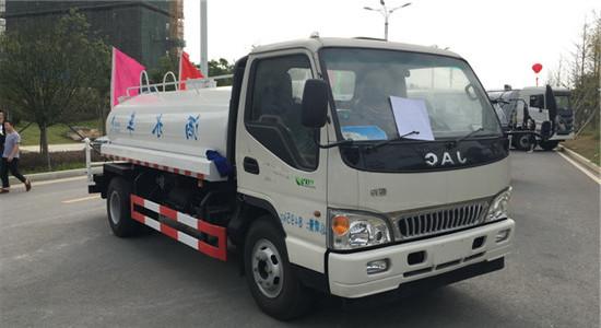 江淮洒水车(6方)